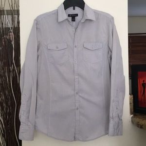 INC International Concepts Casual Dress Shirt